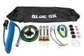 Blue Ox Alpha Tow Bar Deluxe Combo Kit